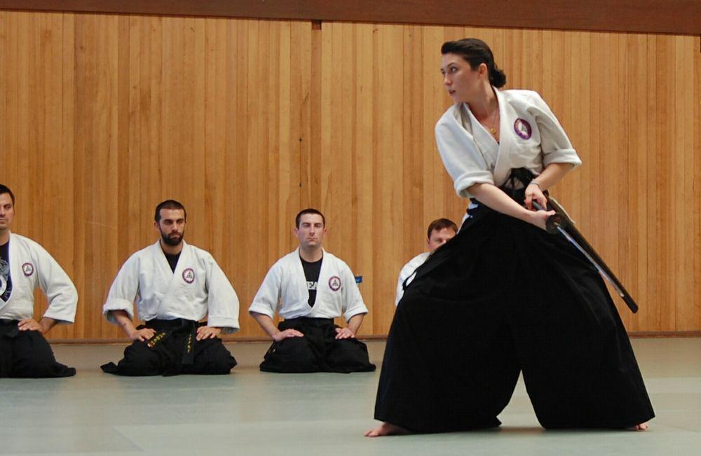 Ishi Yama Battojutsu | Martial Arts in Seattle - YouTube